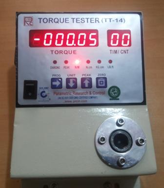 Torque calibrator